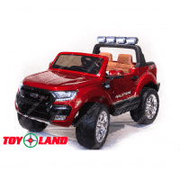 ЭлектромобильToyLand Ford Ranger 2017 New 4x4
